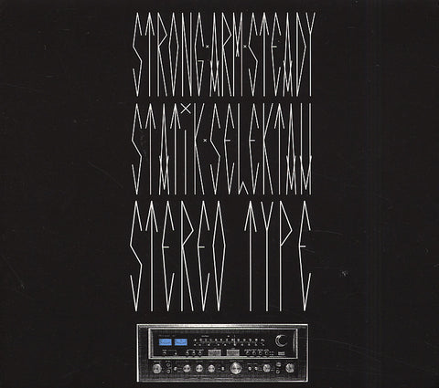 Strong Arm Steady & Statik Selektah - Stereo Type, Audio CD - The Giant Peach