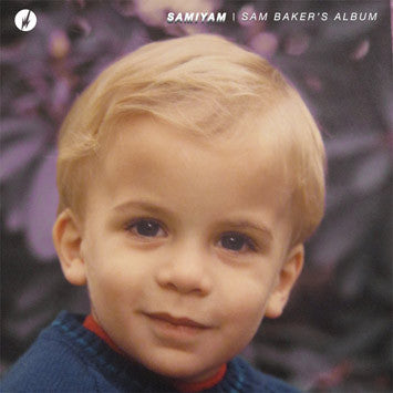 Samiyam - Sam Baker's Album, 2xLP Vinyl + download card - The Giant Peach