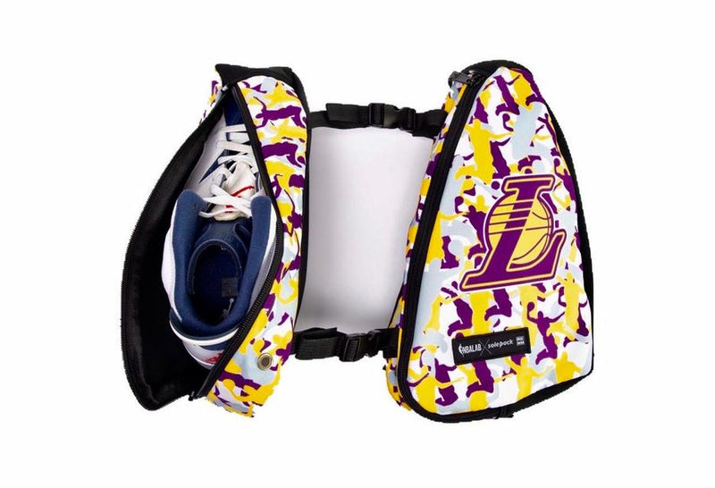 Solepack SP-1 x NBALAB Los Angeles Lakers