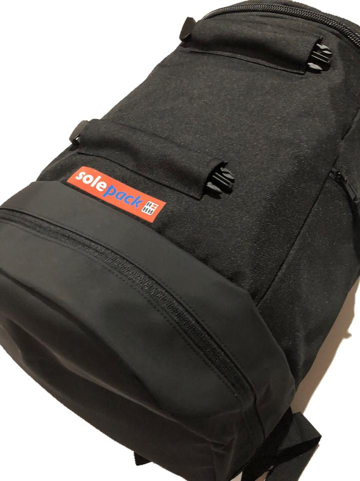 Solepack Omega MTA Backpack Black