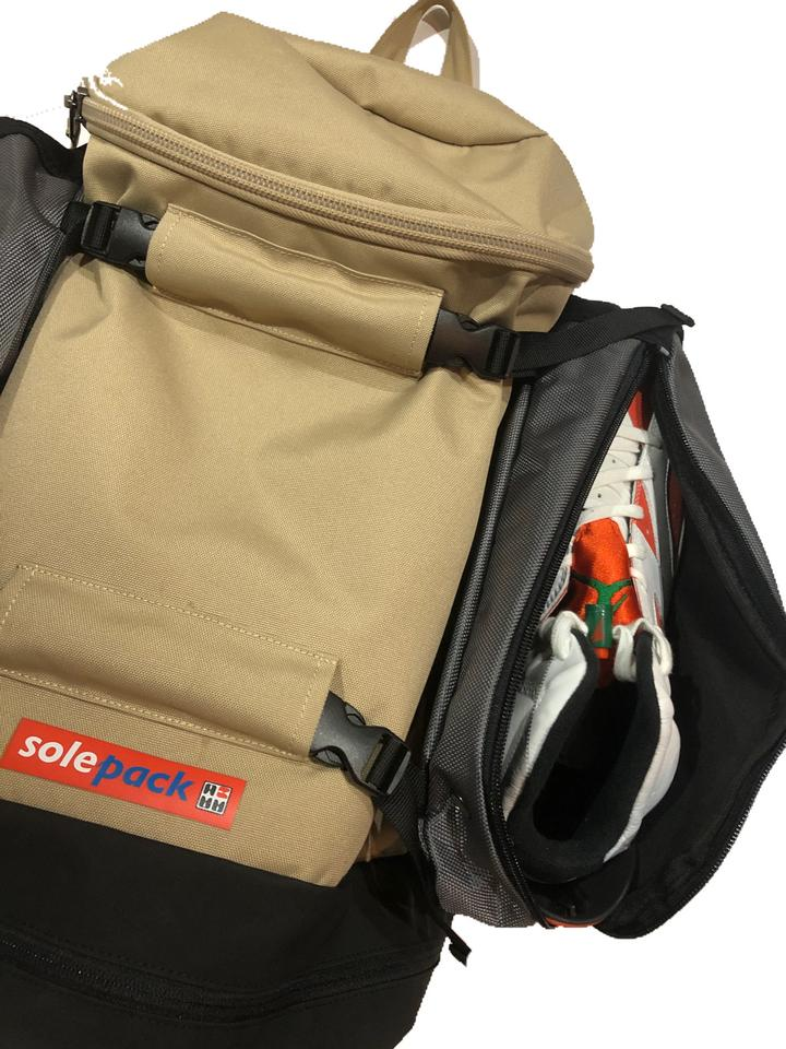 Solepack Omega MTA Backpack Wheat