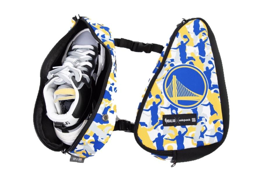 Solepack SP-1 x NBALAB Golden State Warriors