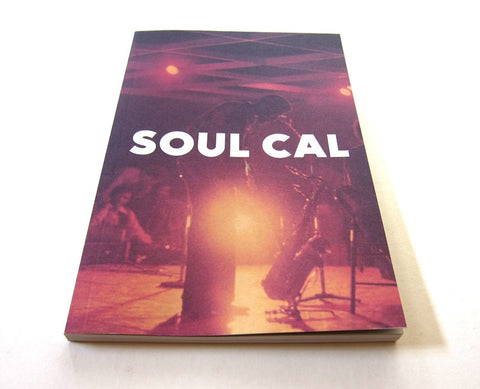 V/A - Soul Cal: Funky Disco & Modern Soul, 1971-1982 (CD + BOOK) - The Giant Peach - 1