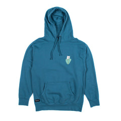 RIPNDIP - Frida Nermal Men's Hoodie, Dove Blue - The Giant Peach