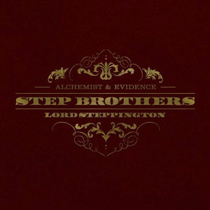 Step Brothers (Alchemist & Evidence)  ‎– Lord Steppington, 2xLP Vinyl - The Giant Peach