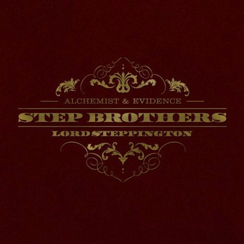 Step Brothers (Alchemist & Evidence)  ‎– Lord Steppington, 2xLP Vinyl