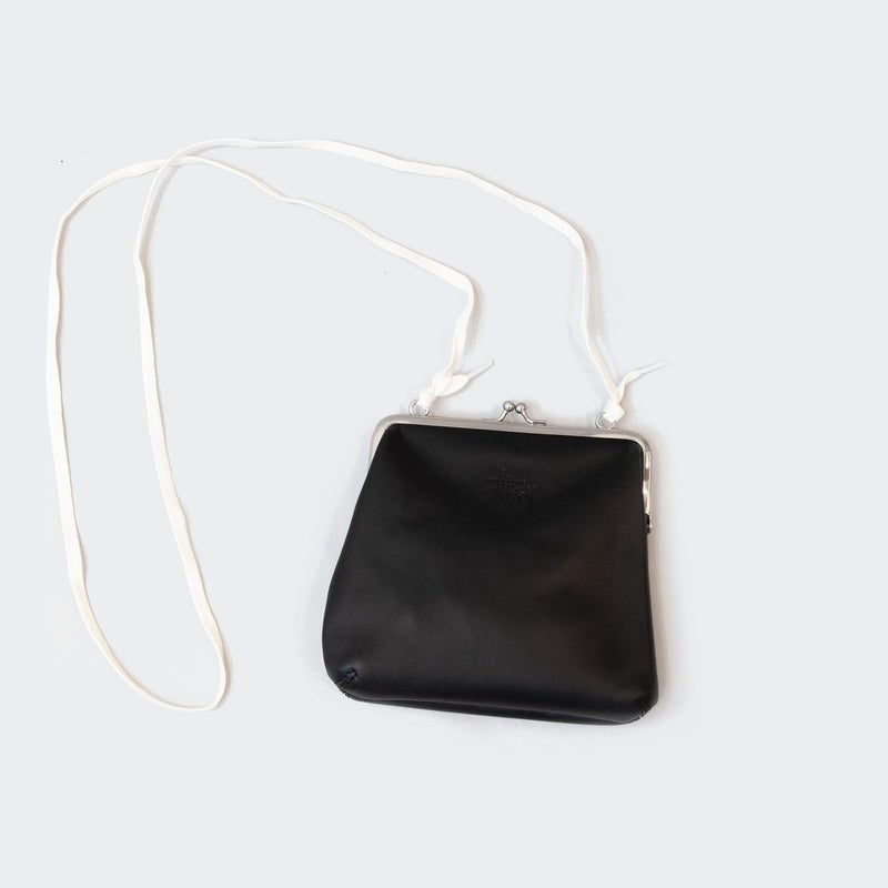 Stussy - Vita Kisslock Purse, Black