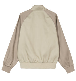 Stussy - Louise Two Tone Women's Harrington Jacket, Khaki