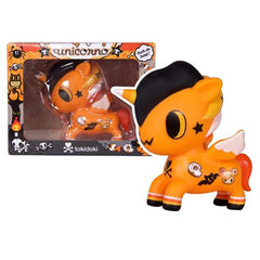 tokidoki - Halloween Unicorno Vinyl Figure - The Giant Peach