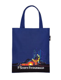 Out Of Print - The Great Gatsby Tote Bag - The Giant Peach