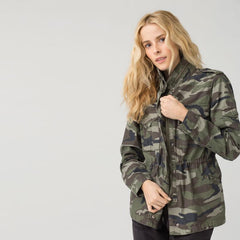 Thread & Supply - Bismarck Women's Jacket, Olive - The Giant Peach