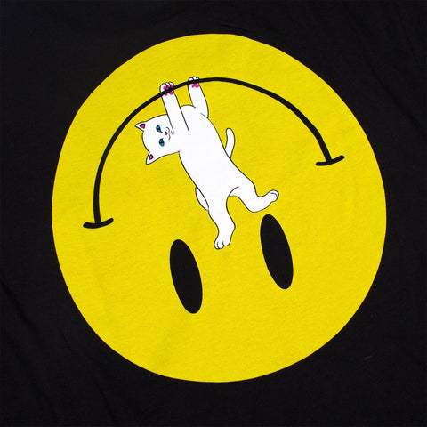 RIPNDIP - Everything'll Be OK Men's Pocket Tee, Black