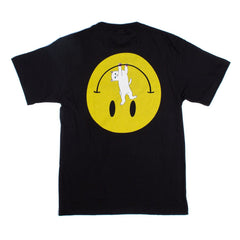 RIPNDIP - Everything'll Be OK Men's Pocket Tee, Black - The Giant Peach