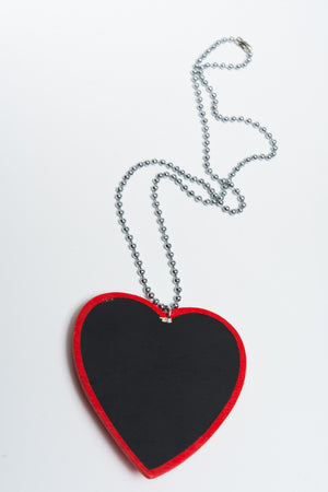 Rainbow Starr - Bailey necklace, black - The Giant Peach