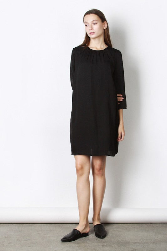 MOD REF - The Karina Dress, Black