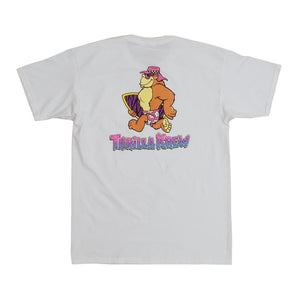Thrilla Krew - Thrilla Walk Men's Tee, White
