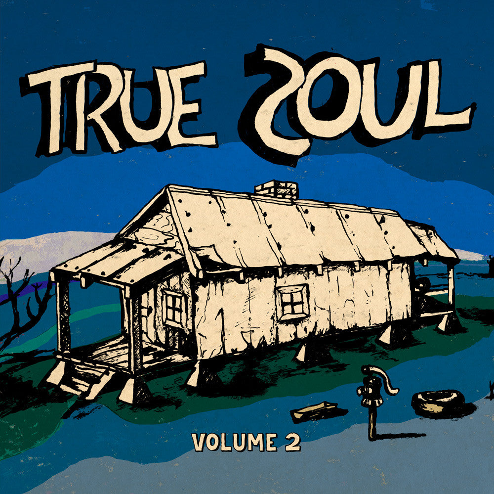 V/A - True Soul Vol. 2 : Deep Sounds From the Left of Stax , CD + DVD - The Giant Peach - 1