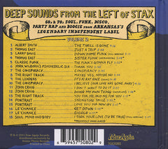 V/A - True Soul Vol. 2 : Deep Sounds From the Left of Stax , CD + DVD - The Giant Peach