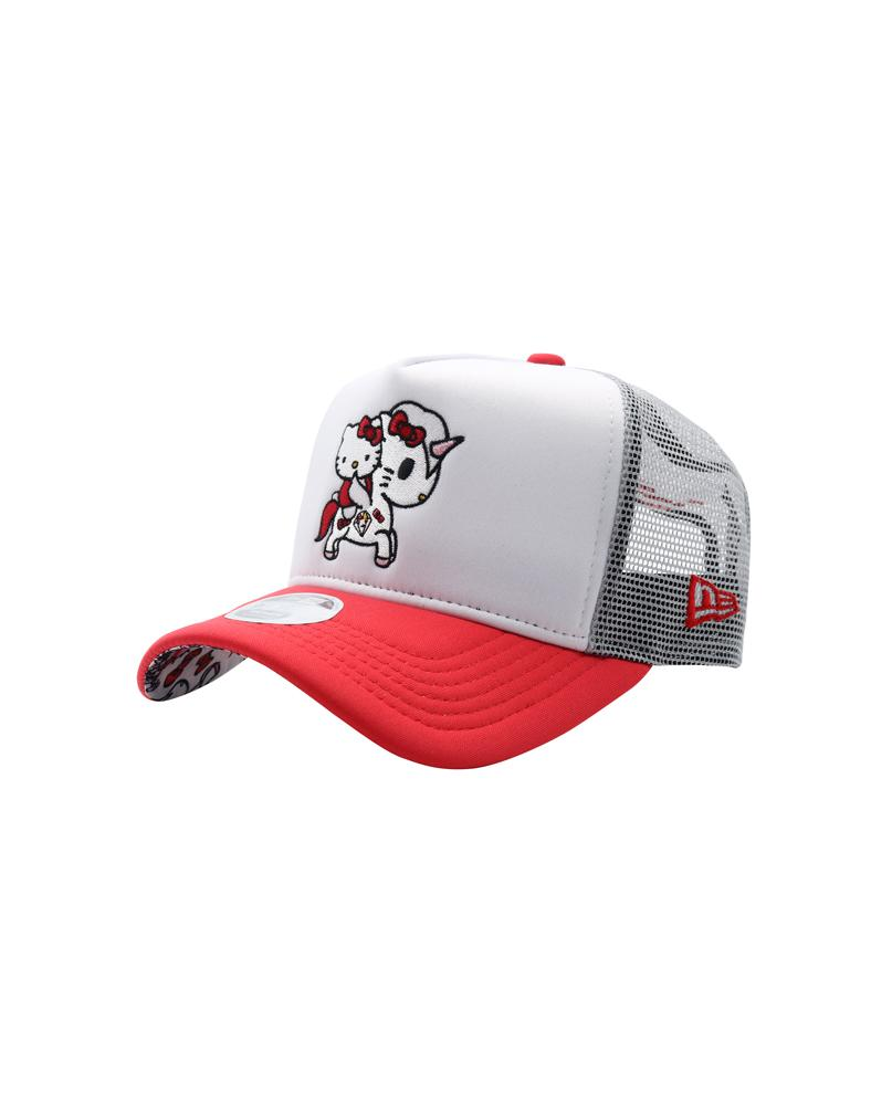 tokidoki x Hello Kitty - Unikitty Mesh Trucker