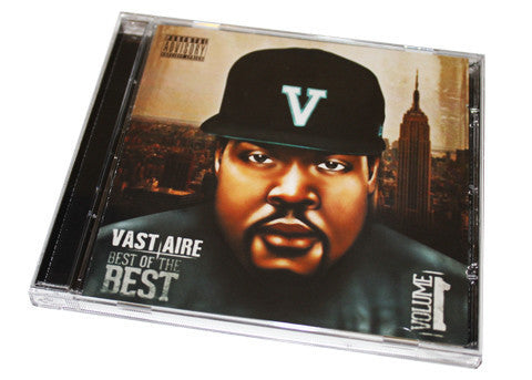 Vast Aire - Best of the Best, CD