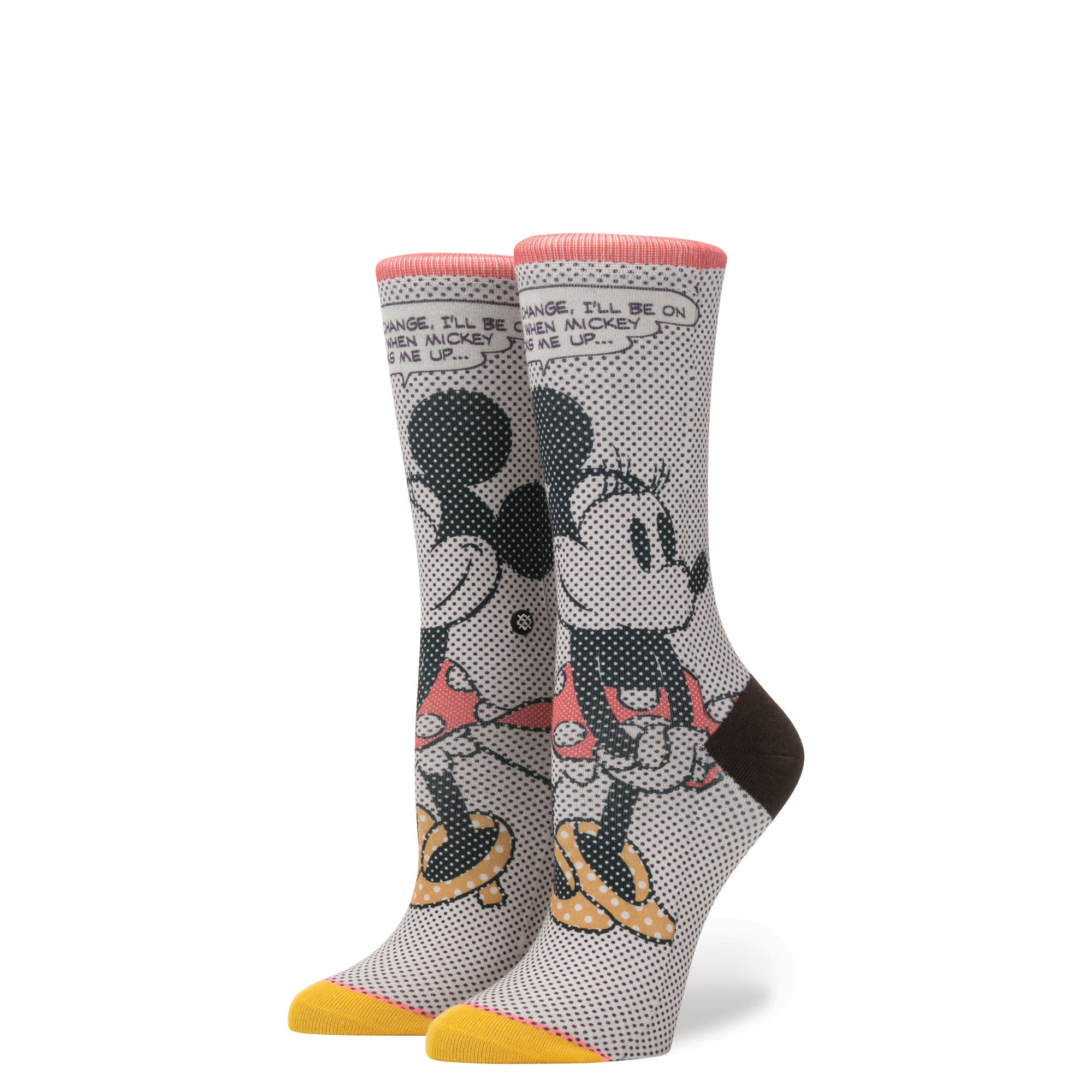 Stance x Disney - Tick Tock Minnie Women