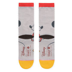 Stance x Disney - Tick Tock Minnie Women's Socks, Off White