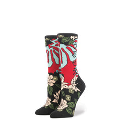 Stance x Rihanna - Lotus Women's Socks, Green - The Giant Peach