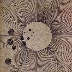 Flying Lotus - Cosmogramma, 2xLP Vinyl w/ Download Code - The Giant Peach