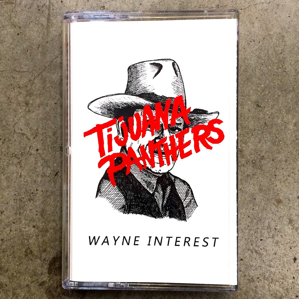 Tijuana Panthers - Wayne Interest, Cassette Tape - The Giant Peach - 1