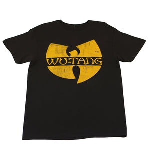 Wu-Tang Clan - Classic Logo Men's Shirt, Black