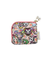 tokidoki - Kawaii Confections Zip Coin Purse