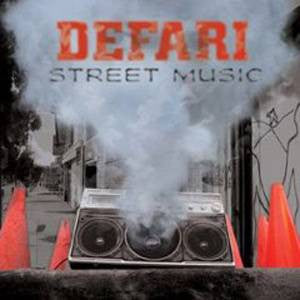 Defari - Street Music, CD