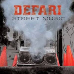 Defari - Street Music, CD - The Giant Peach