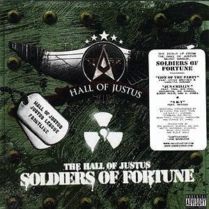 Hall of Justus - Soldiers of Fortune, CD