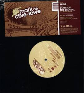"Mark De Clive Lowe - Slide/State Of The Mental, 12"" Vinyl"