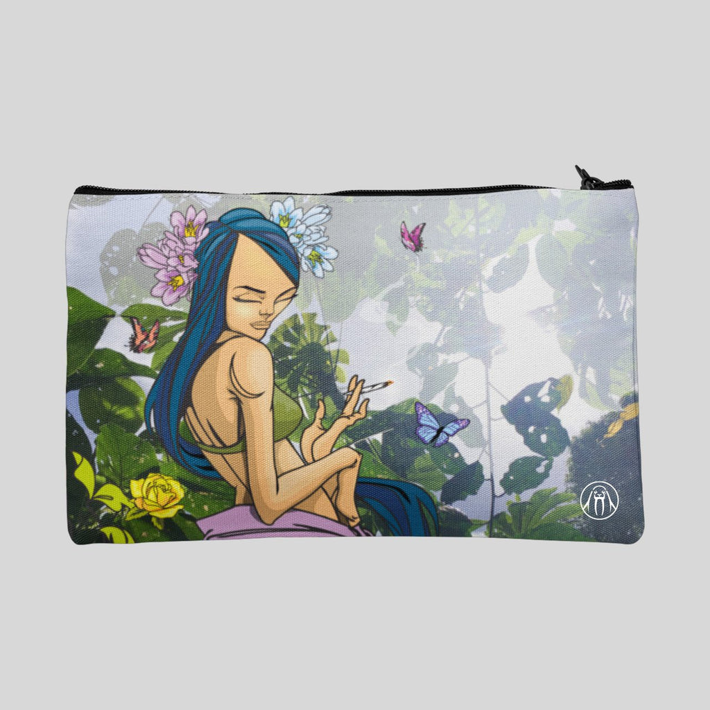 Sam Flores Spring Fling Zip Pouch