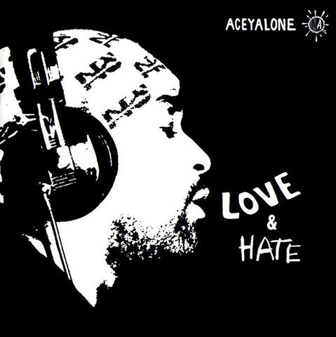 Aceyalone - Love and Hate, CD