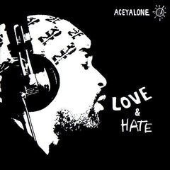 Aceyalone - Love and Hate, CD - The Giant Peach