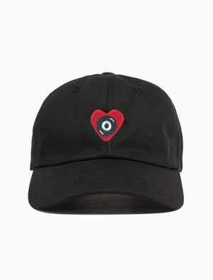 Acrylick - Des Concept Dad Hat, Black - The Giant Peach