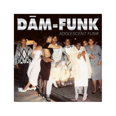 Dam-Funk - Adolescent Funk, 2xLP Vinyl - The Giant Peach