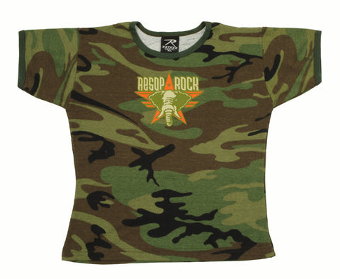 Aesop Rock - Elephant Girls Shirt, Camo