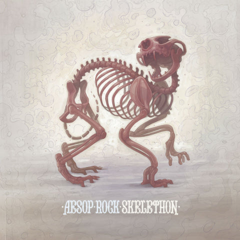 Aesop Rock - Skelethon Limited Edition Deluxe , 2xLP Vinyl