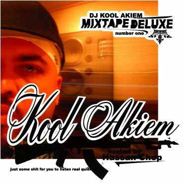 DJ Kool Akiem - Mixtape Deluxe: Number One, Mixed CD - The Giant Peach