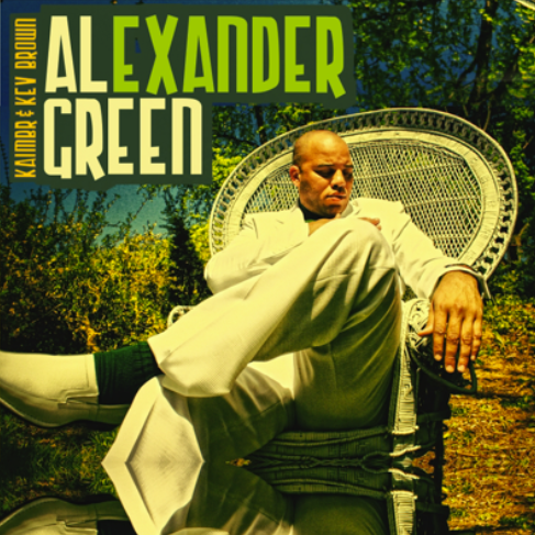 Kaimbr & Kev Brown - Alexander Green Project, CD - The Giant Peach
