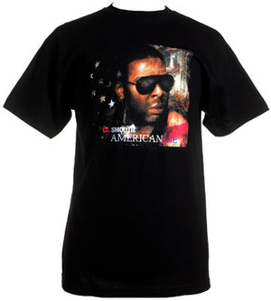 C.L. Smooth - American Me Shirt, Black - The Giant Peach