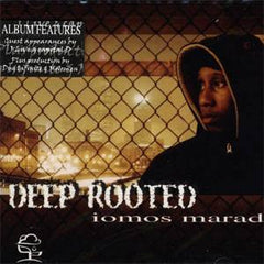 Iomos Marad - Deep Rooted, CD - The Giant Peach