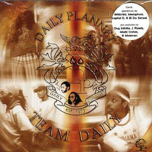 Daily Plannet - Team Daily, CD