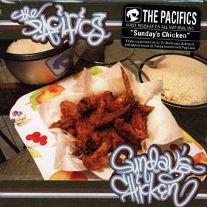 The Pacifics - Sunday's Chicken, CD - The Giant Peach