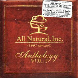 All Natural - Anthology Vol. 1, CD