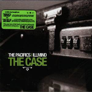 The Pacifics & Illmind - The Case, EP CD - The Giant Peach